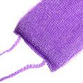 Мочалка для тела банная ″Нежность″ 12х45 с поролоном купить оптом и в розницу