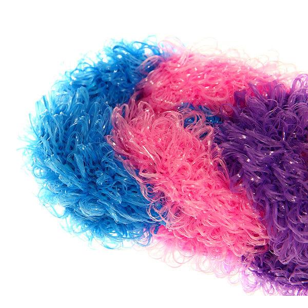 Мочалка для тела плетеная ″Елочка″ 40*7 купить оптом и в розницу