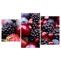 Картина модульная триптих 55*96 Еда диз.34 96-01 купить оптом и в розницу