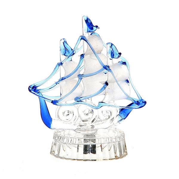 Фигурка из акрила ″Корабль на сердце″ 12,5 см купить оптом и в розницу