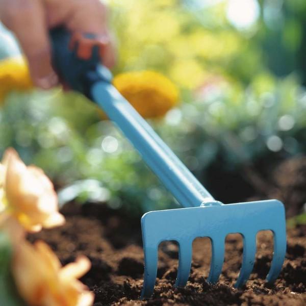 Грабли цветочные 8,5 см GARDENA 08926-20.000.00 купить оптом и в розницу