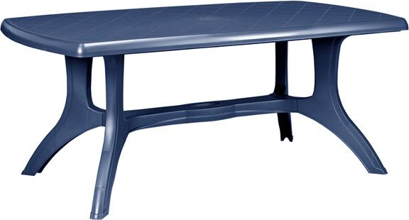 Стол Wellington Curver синий 73*184*104 купить оптом и в розницу