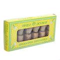 Помазок для бритья в пластиковой коробке 10 см 311-4 купить оптом и в розницу