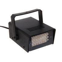 Световой прибор Стробоскоп XG-9053, 5 LED*3 Вт, жёлтый купить оптом и в розницу