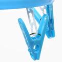 Сушилка для белья подвесная с прищепками 057 (12 прищепок) купить оптом и в розницу