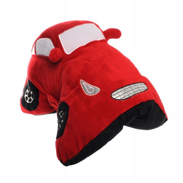 Подушка декоративная 42*38см ″Автомобиль″ купить оптом и в розницу