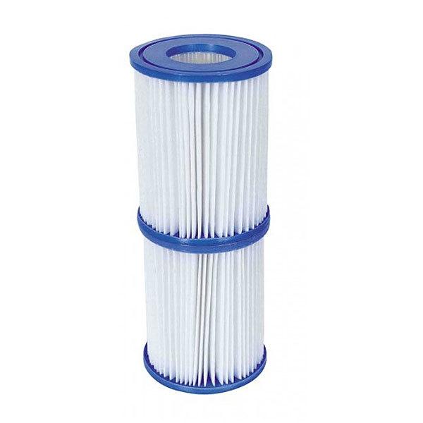 Картридж сменный 2 шт. для насосов-фильтров 10,6*13,6 см Bestway (тип II) (58094) купить оптом и в розницу