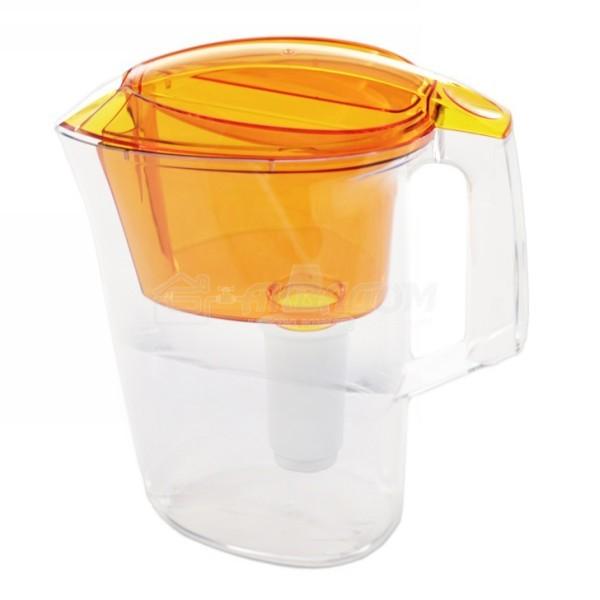 Фильтр для воды Гейзер Аквилон 3 л оранжевый купить оптом и в розницу