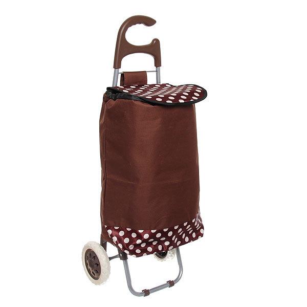 Тележка хозяйственная с сумкой ST-885SA (96*36*33см, колеса 16см,грузоподъемность до 30 кг.) купить оптом и в розницу