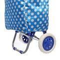 Тележка хозяйственная с сумкой ST-885DB (96*36*33см, колеса 16см,грузоподъемность до 30 кг.) купить оптом и в розницу
