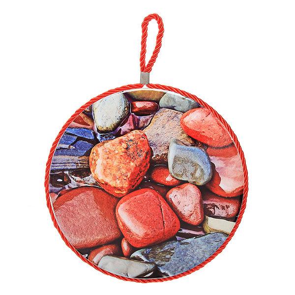 Подставка керамическая 20 см ″Камни″ в подарочной упаковке купить оптом и в розницу