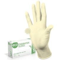 Перчатки DECO EG PF латексные нестерильные неопудреные 50 пар M купить оптом и в розницу