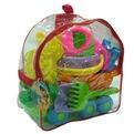 Песочный набор №273 + самосвал Кеша в рюкзаке П-Е /6/ купить оптом и в розницу
