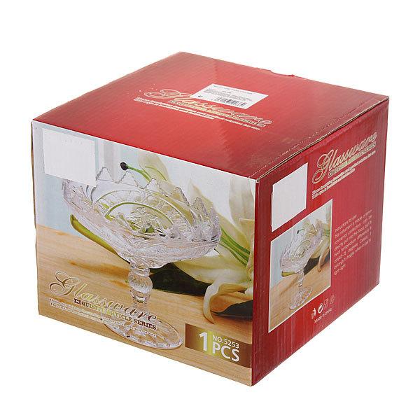 Ваза для конфет 15,5*13 см купить оптом и в розницу