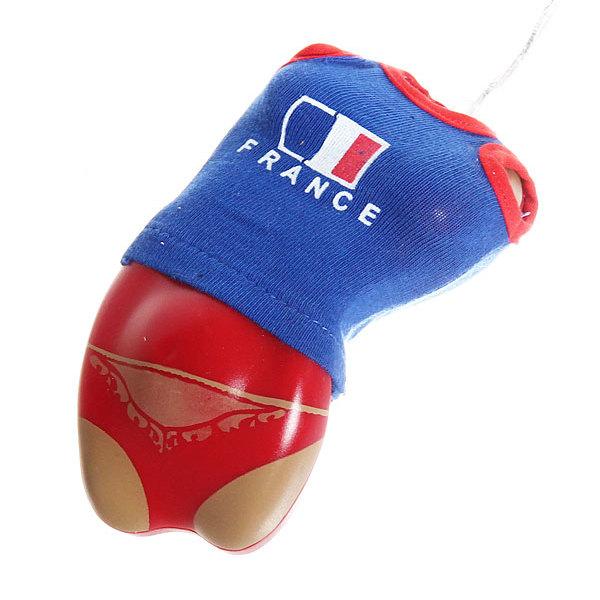 Мышка для компьютера USB Фанатка France купить оптом и в розницу