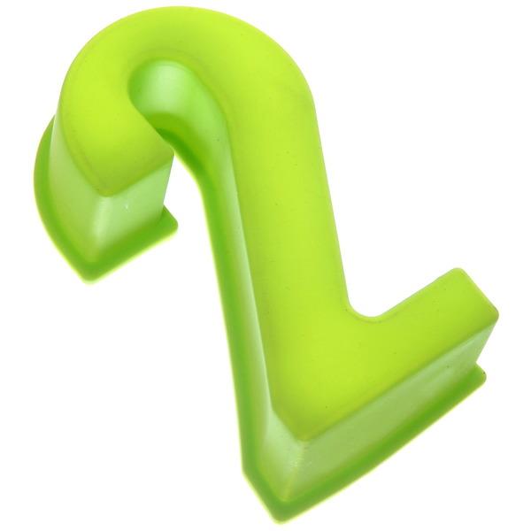 Форма силиконовая ″Цифра 2″ 10,5*5,5*3см купить оптом и в розницу
