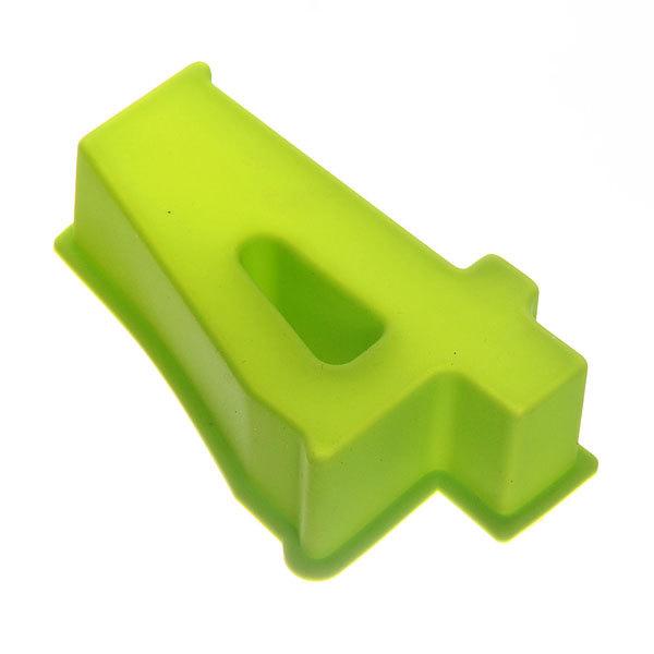 Форма силиконовая ″Цифра 4″ 10,5*5,5*3см купить оптом и в розницу