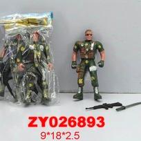 Фигурка солдата 840 в пак. купить оптом и в розницу