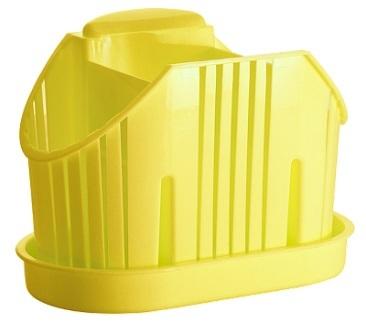 Сушилка для столовых приборов 3х-секционная*24 купить оптом и в розницу