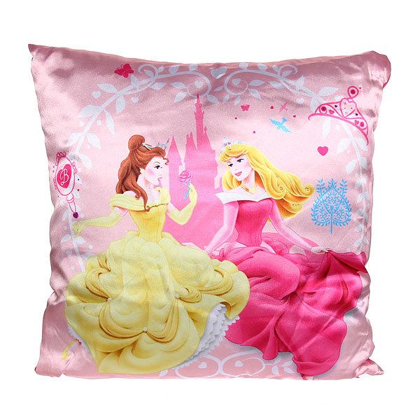 Подушка декоративная 40*40см ″Принцессы″ купить оптом и в розницу