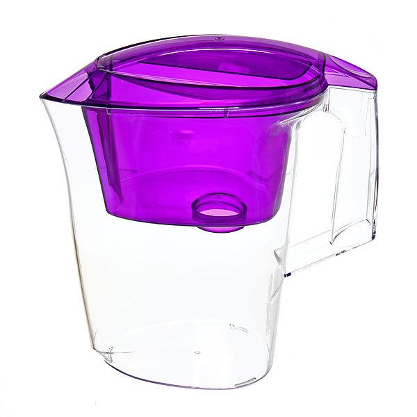Фильтр для воды Гейзер Аквилон 3 л сиреневый купить оптом и в розницу
