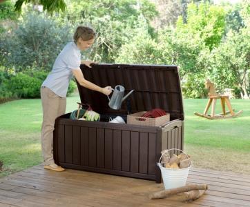 Коробка для хранения Glenwood 390 л(128х65х61) купить оптом и в розницу