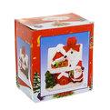 Фигурка с подсветкой ″Домик Бантик для Деда Мороза″ 15.5*13см купить оптом и в розницу