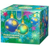 Салют батарея ″Новогоднее настроение″ 1шт 3/1 (С106049) купить оптом и в розницу