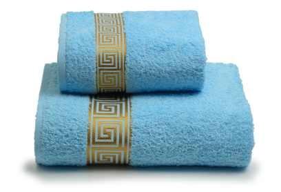 ПЦ-3501-993 полотенце 70x130 махр г/к MEANDRO цв.131 купить оптом и в розницу