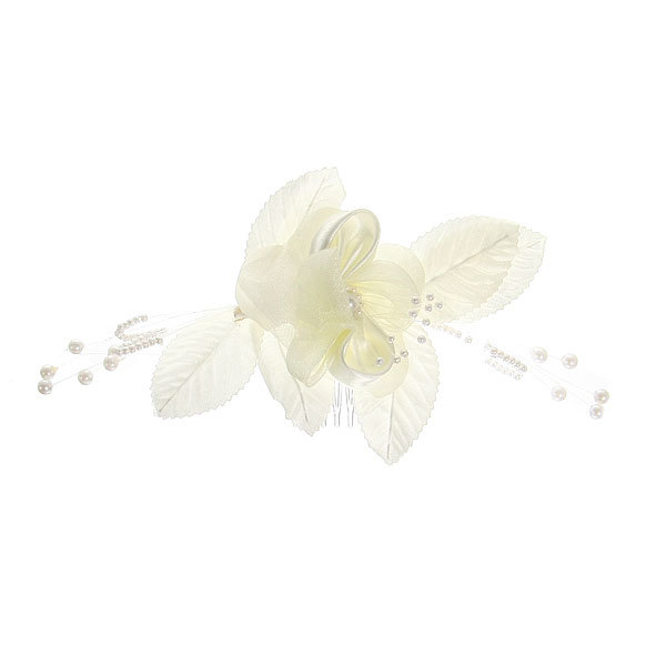 Гребень с цветком ″Принцесса″ 302424 купить оптом и в розницу