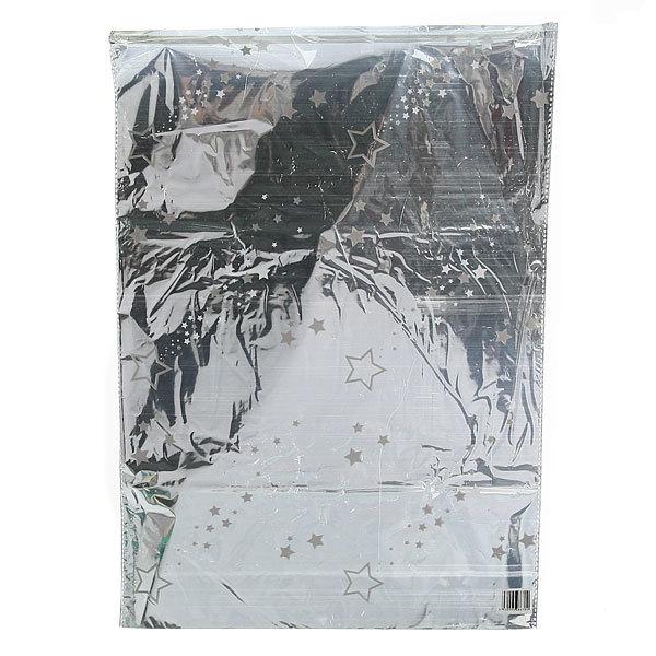 Пакет подарочный фольгированый с рис. 35*50см цена за 1шт купить оптом и в розницу