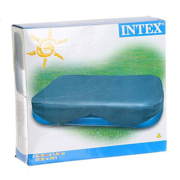 Чехол для прямоугольных надувных бассейнов 305*183 см и 262*175 см Intex (58412) купить оптом и в розницу