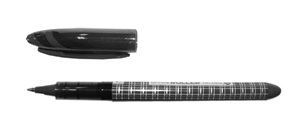 Ручка роллер Tenfon 0,5мм черная купить оптом и в розницу