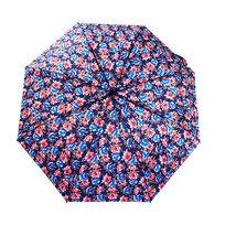 Зонт женский автомат ″Цветы″ RAINDROPS, 8 спиц, d-110см купить оптом и в розницу