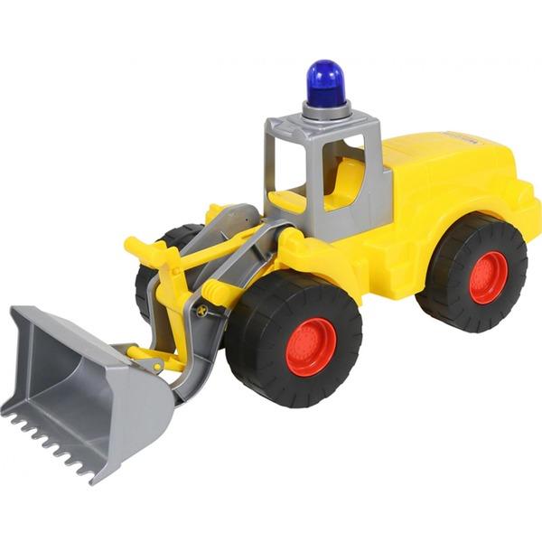 Трактор трактор-погрузчик с маячком 41319 П-Е /6/ купить оптом и в розницу