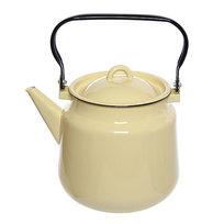 Чайник эмалированный 3,5л без рисунка 2с26 купить оптом и в розницу