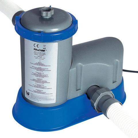 Насос-фильтр для бассейнов 5678л/ч Bestway (тип III) (58122ASS15) купить оптом и в розницу