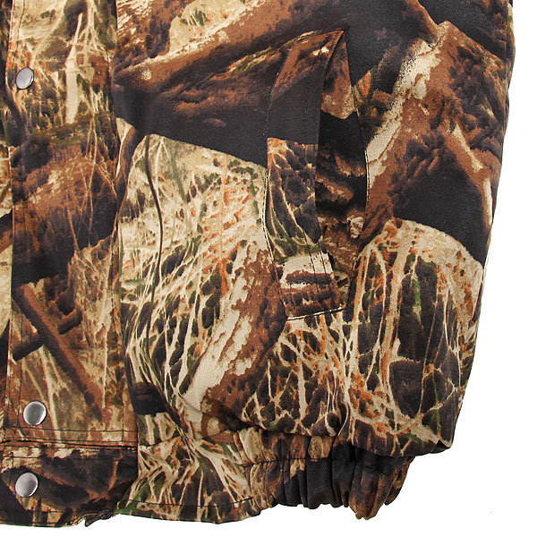 Костюм Куртка Модель № 1-2+Брюки на синтепоне КМФ р. 58 купить оптом и в розницу