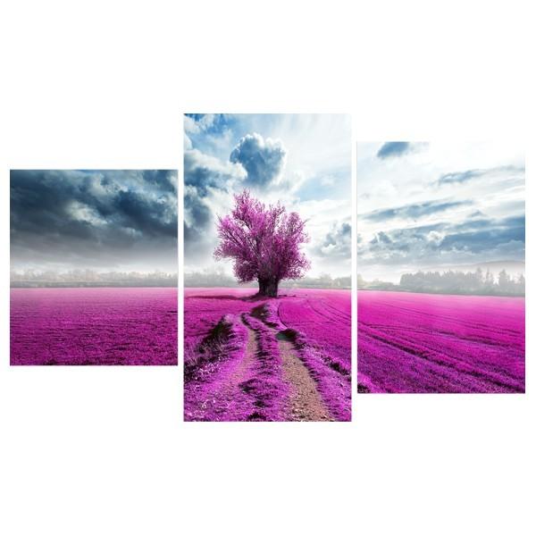 Картина модульная триптих 55*96 Природа диз.33 99-01 купить оптом и в розницу