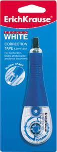Коррект.роллер Erich Krause Techno White 4,2мм*8м блистер купить оптом и в розницу
