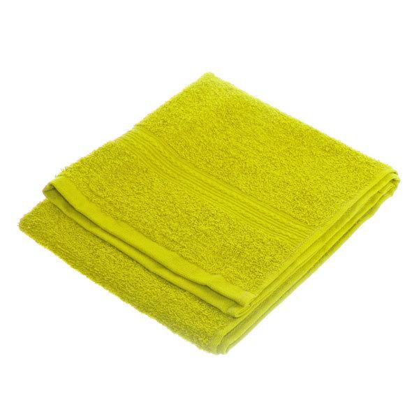 Махровое полотенце 40*70см лимонное ЭК70 Д01 купить оптом и в розницу
