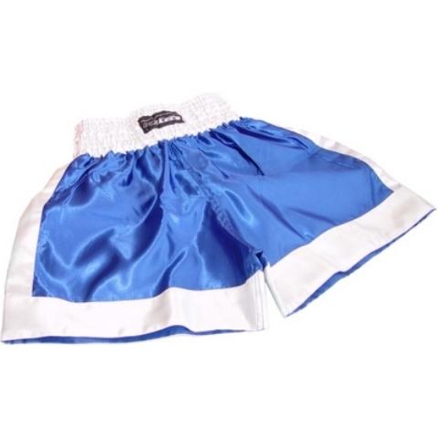 Трусы боксерские синие разм. L купить оптом и в розницу