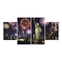 Картина модульная полиптих 60*129 154-03 купить оптом и в розницу