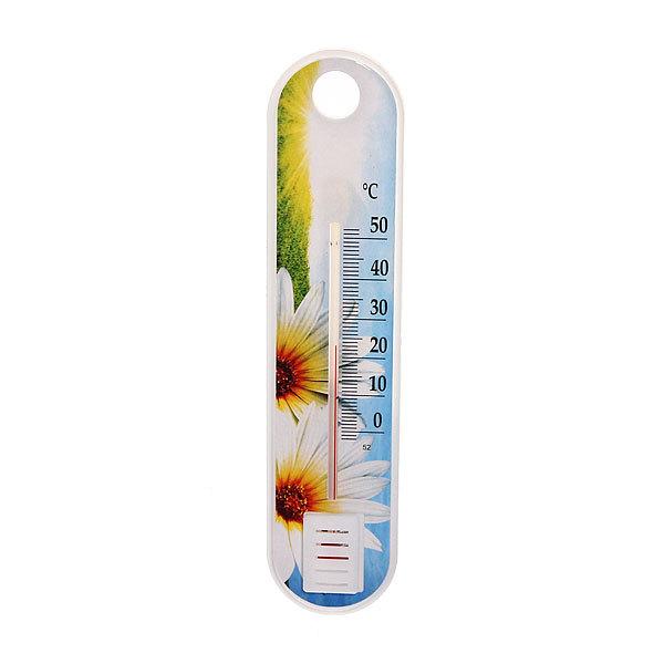 Термометр комнатный ″Цветок″, мод. П-1, уп. п/п (Р) купить оптом и в розницу