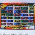 Набор машин металл 1340-ВА 40 шт. LITTLE ANT купить оптом и в розницу
