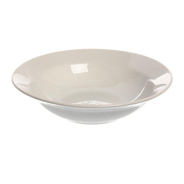 Миска керамическая 17,5см Белая сортовая малая купить оптом и в розницу