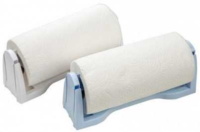 Держатель для бумажных полотенец (снежно-белый) )*24 купить оптом и в розницу