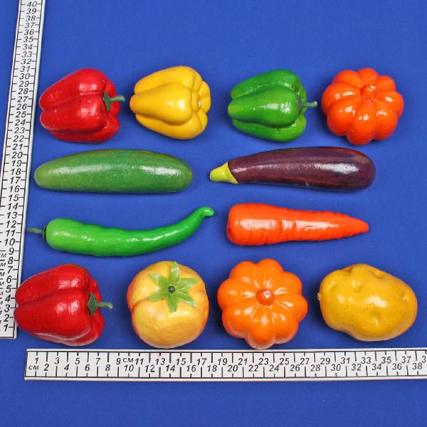 Муляж ″Набор овощей - 1″ 12 шт купить оптом и в розницу
