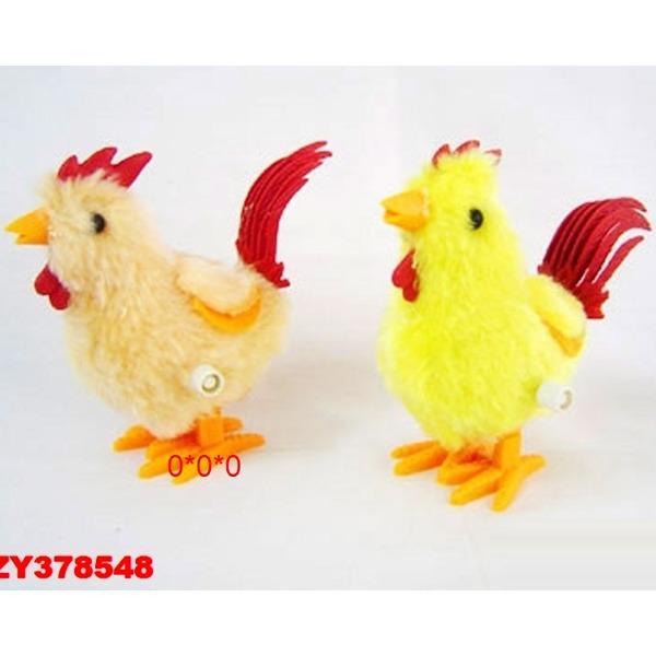 Игрушка заводная 605 Курица в пак. купить оптом и в розницу