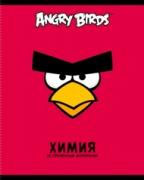 """Тетрадь 48л.кл.скрепка HATBER , """"Angry Birds Химия"""" купить оптом и в розницу"""